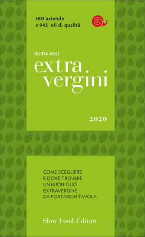Guida Extra Vergini 2020 Slow Food